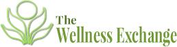 The Wellness Exchange Sticky Logo