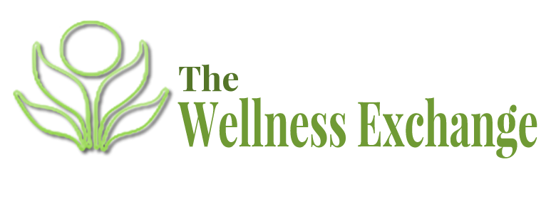 The Wellness Exchange Retina Logo