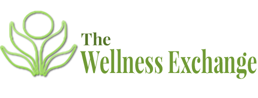 The Wellness Exchange Mobile Retina Logo
